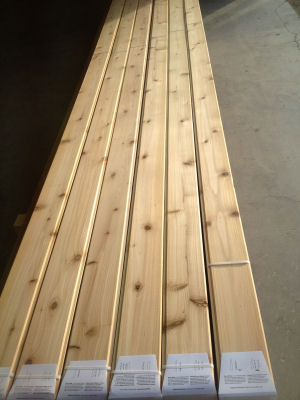 3x6, 2x6,1x6 Tongue and Groove Western Red Cedar