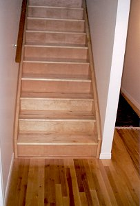 Custom Stair Components